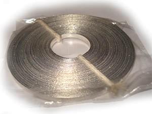 Magnesium ribbon coil
