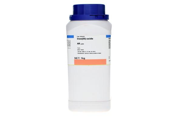 Iron (III) oxide red iron oxide